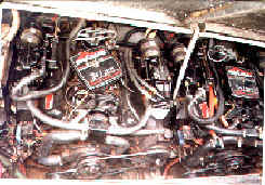 Marine Engines : Gas Engines - by David Pascoe, Marine Surveyor