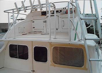 Bertram 31 Sport Fisherman - Bridge