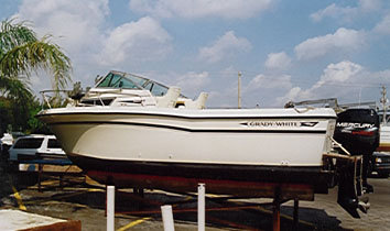 boat review by david pascoe grady white offshore 24 Gravely Wiring Diagrams