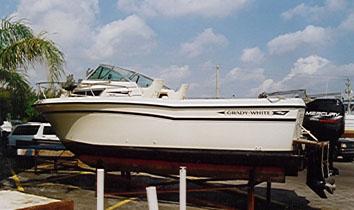 boat review by david pascoe grady white offshore 24  grady white wiring diagram #9