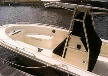 Boat Review by David Pascoe - Mako 221 on