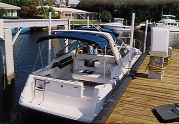 Boat Review by David Pascoe - Sea Ray Sundancer 290