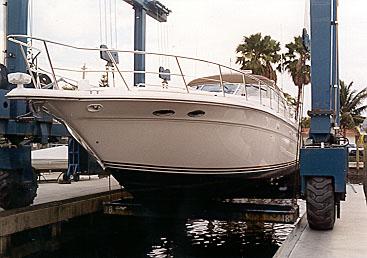 Boat Review by David Pascoe, Sea Ray 500 Sundancer - Sea Ray Yacht