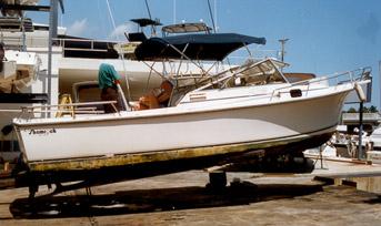 Boat Review by David Pascoe : Shamrock 26
