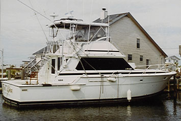 Boat Review by David Pascoe - Bertram 42 Convertible
