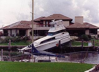 Bertram 46 - Hurricane Andrew