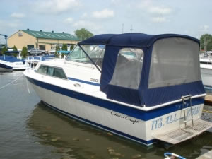 1980 Chris Craft Catalina