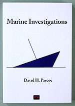 Marine Investigations by David H. Pascoe